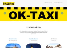 Ok-taxi.cz thumbnail