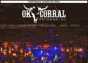 Okcorralcabaret.ca thumbnail