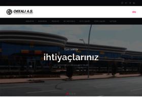 Okkalimetal.com.tr thumbnail