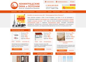 Okna-leningrad.ru thumbnail