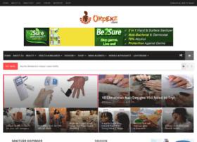 Okpeke.com thumbnail