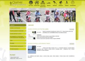 Olainessports.lv thumbnail