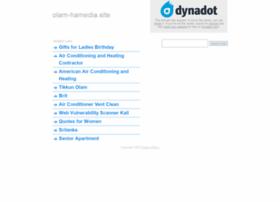 Olam-hamedia.site thumbnail