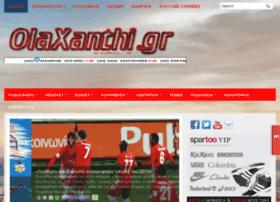 Olaxanthi.gr thumbnail