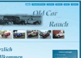 Old-car-ranch.de thumbnail