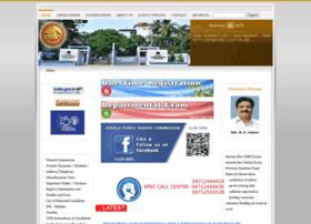 Old.keralapsc.gov.in thumbnail