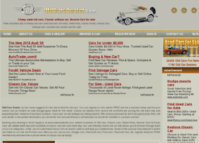 Oldcarsdealer.com thumbnail