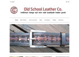 Oldschoolleather.com thumbnail