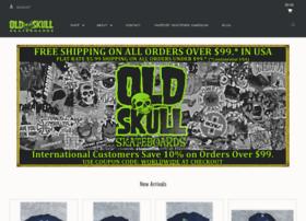 Oldskullskateboards.com thumbnail
