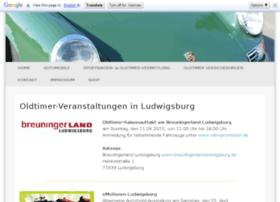 Oldtimerludwigsburg.de thumbnail