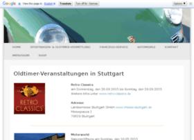 Oldtimerstuttgart.de thumbnail