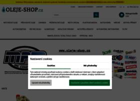 Oleje-shop.cz thumbnail