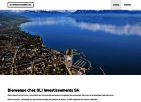 Oli-investissements.com thumbnail
