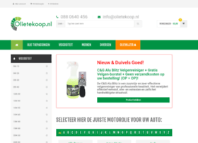 Olietekoop.nl thumbnail