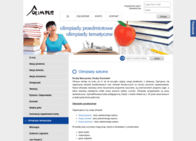 Olimpus.edu.pl thumbnail
