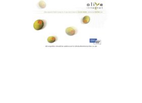 Oliveinteractive.co.uk thumbnail