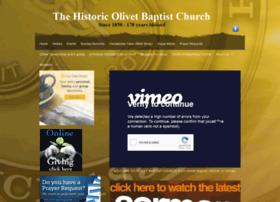 Olivetbaptistchurchchicago.org thumbnail