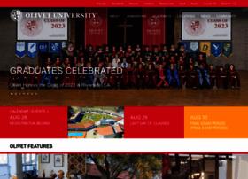 Olivetuniversity.edu thumbnail