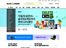 Oliveyoung.co.kr thumbnail