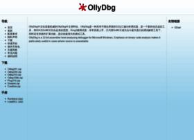 Ollydbg.net thumbnail