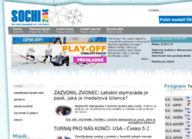 Olympijske-hry-sochi-2014.cz thumbnail