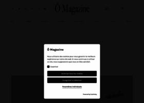 Omagazine.fr thumbnail