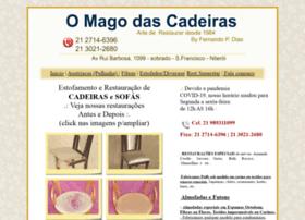 Omagodascadeiras.com.br thumbnail