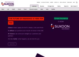 Omaninsurance.ae thumbnail