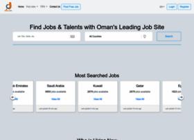 Omanjobs.om thumbnail