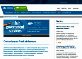 Ombudsman.sk.ca thumbnail