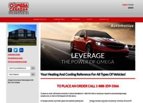 Omega-usa.ca thumbnail
