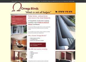 Omegablindsdirect.co.uk thumbnail