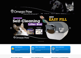 Omegapaw.com thumbnail
