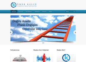 Omerkalin.com.tr thumbnail