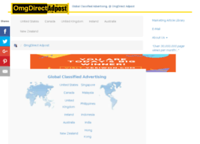 Omgdirect.adpost.com thumbnail