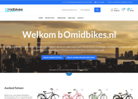 Omidbikes.nl thumbnail