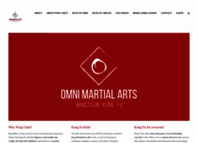 Omni-martialarts.co.uk thumbnail