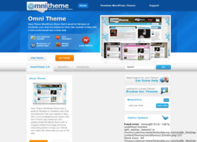 Omnitheme.com thumbnail