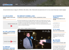 Omroepdommelland.nl thumbnail