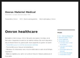 Omron-healthcare.com.sg thumbnail