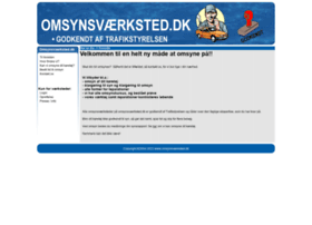 Omsynsvaerksted.dk thumbnail