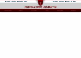 Omu.edu.tr thumbnail
