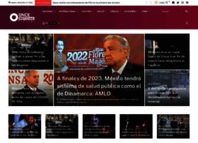 Oncenoticias.tv thumbnail