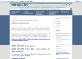 Oncoletter.ch thumbnail