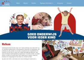 Onderwijsstichtingarcade.nl thumbnail