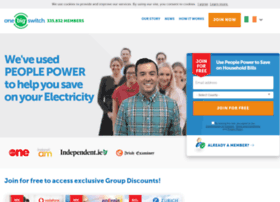 Onebigswitch.ie thumbnail