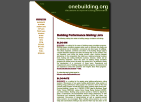 Onebuilding.org thumbnail