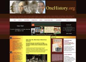Onehistory.org thumbnail