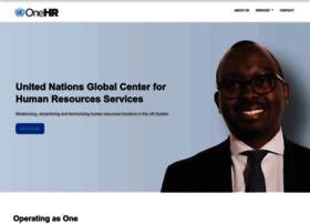 Onehr.un.org thumbnail