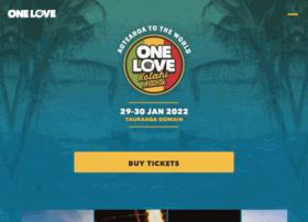 Onelovefestival.co.nz thumbnail
